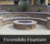 Escondido Fountain Project