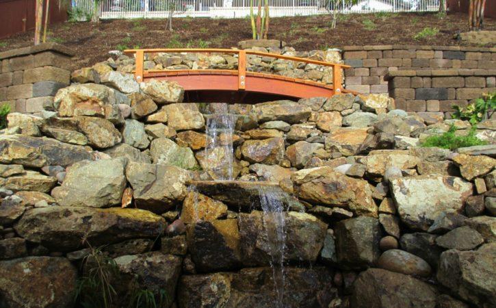 Johnson Pondless Waterfall
