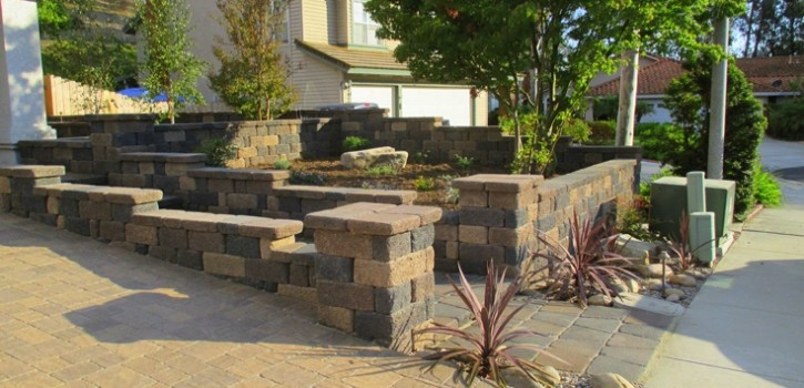 Normal Heights Patio Stone Pavers