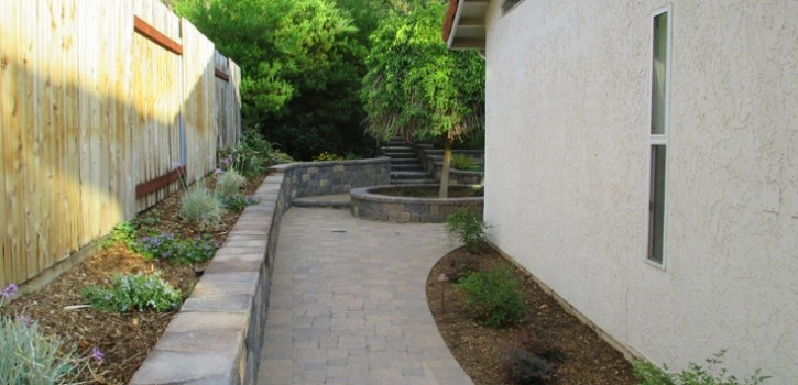 North Park Patio Stone Pavers