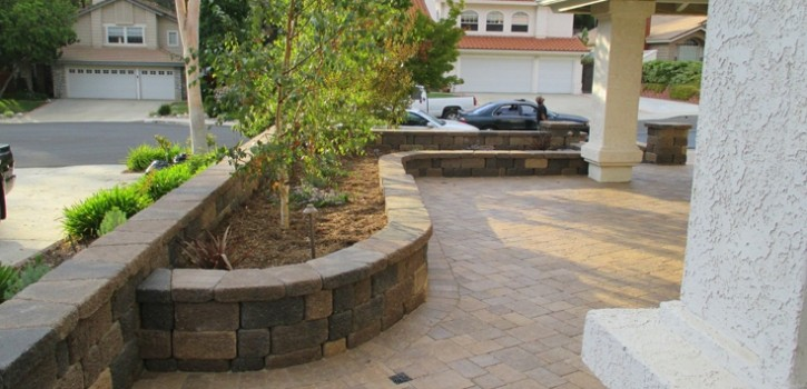 South Park Patio Stone Pavers