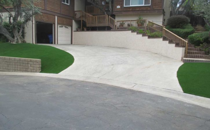 Artificial Turf  Landscaping Ideas for Santee