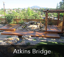 Atkins Bridge Project