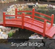 Snyder Bridge Project