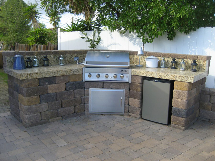 San Diego Outdoor Kitchen Design Ideas