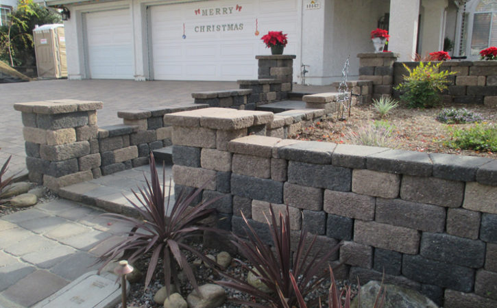 No Water Landscaping Ideas Rancho Santa Fe