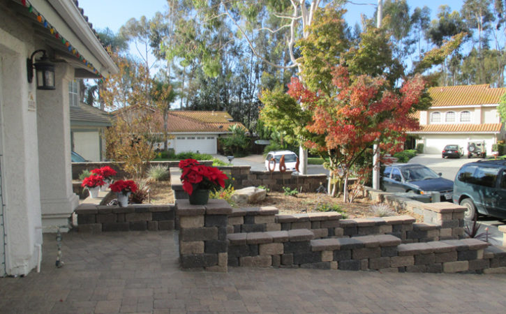 No Water Landscaping Ideas Oceanside