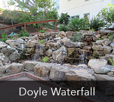 Doyle Waterfall Project
