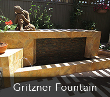 Gritzner Water Fountain Project