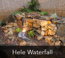 Hele Waterfall Project