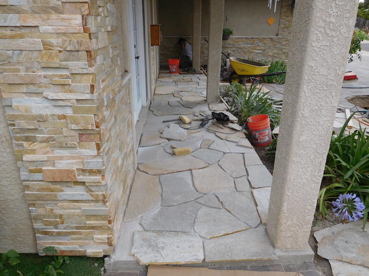 HARDSCAPES FLAGSTONE ANDY VOLPER 0