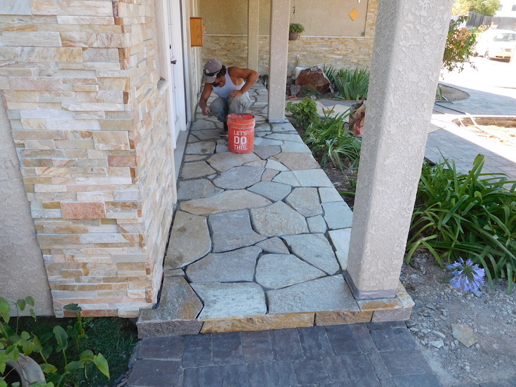 HARDSCAPES FLAGSTONE ANDY VOLPER 3