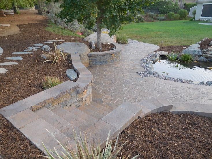HARDSCAPES PAVERS AGREDANO 4