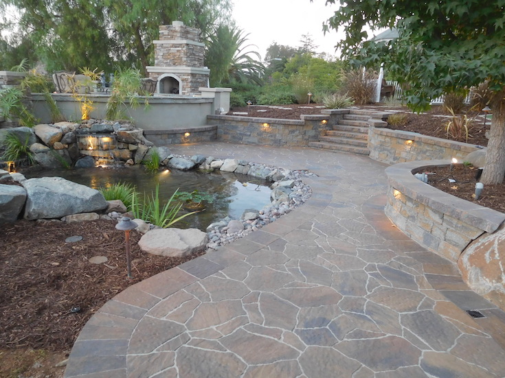 HARDSCAPES PAVERS AGREDANO 6
