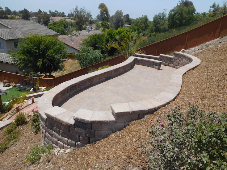 HARDSCAPES STEPS SANCHEZ 4