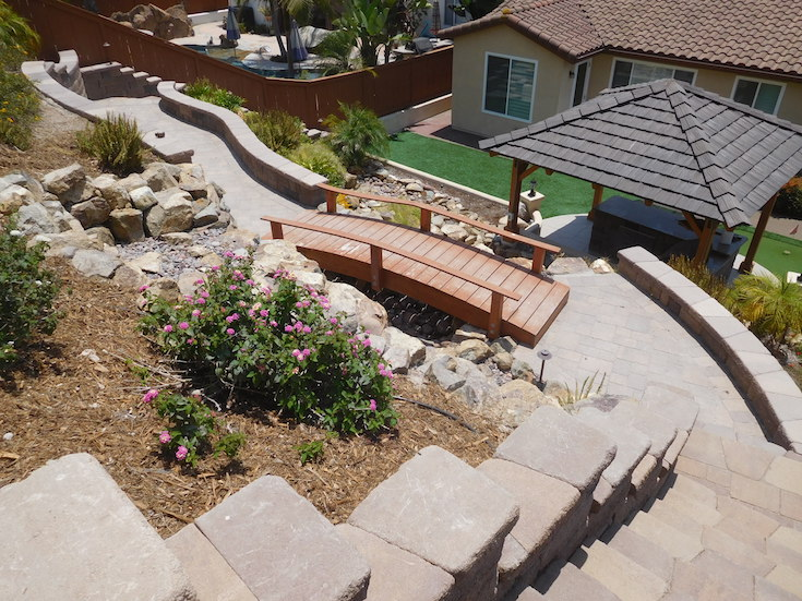 HARDSCAPES STEPS SANCHEZ 5