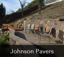 San Diego Pavers - Johnson Paving Project
