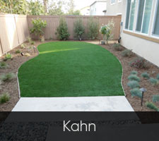 Kahn Artificial Turf San Diego | Landscape Design | Pacific Dreamscapes