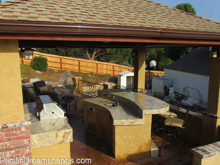 San Pasqual Outdoor Kitchen Ideas