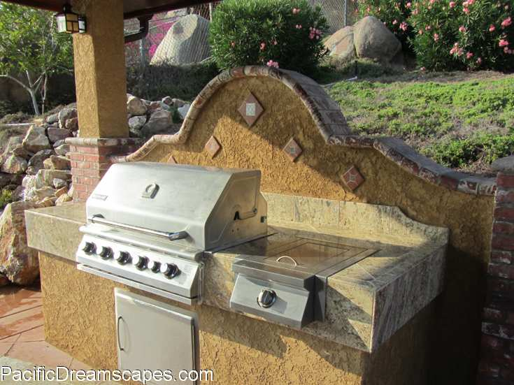 Otay Mesa Outdoor Kitchen Ideas
