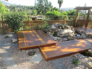 pondless waterfall construction in el cajon