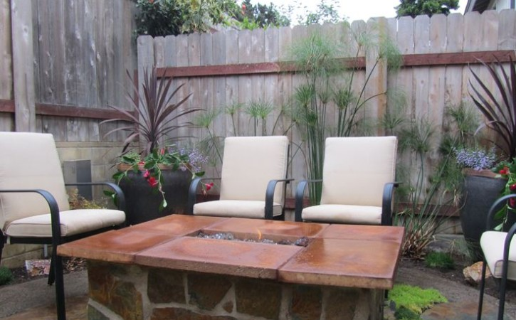 Chula Vista Backyard Landscape Design