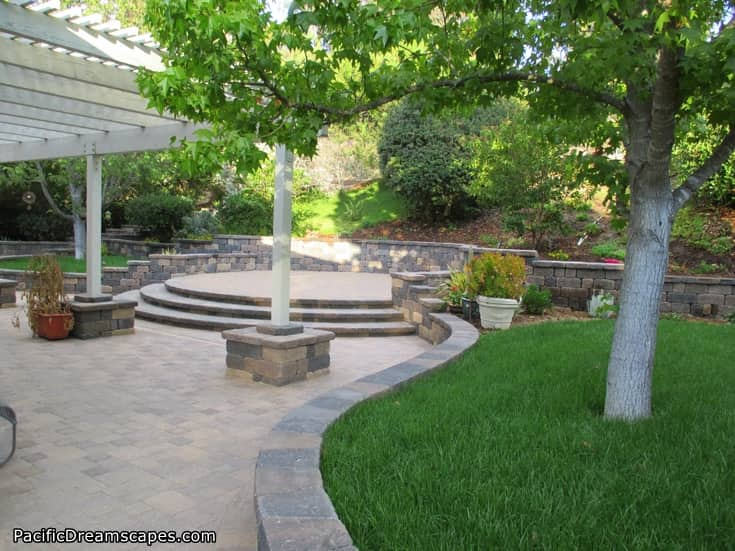 Backyard Design San Diego backyard design san diego san diego pavers patios low res gallery western pavers serving best decoration Poway Softscapes