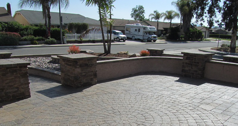 San Diego Stone Pavers