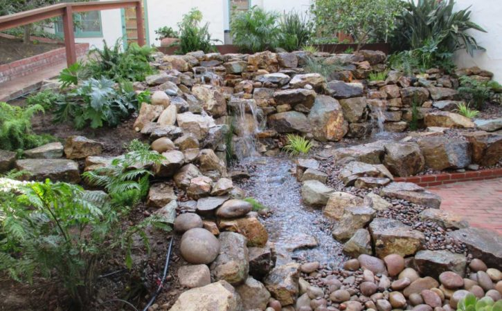 Waterfall Builder San Diego