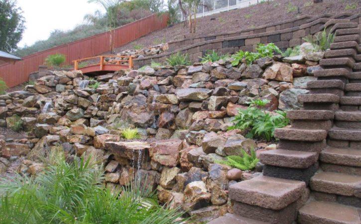 Waterfall Builder Santee