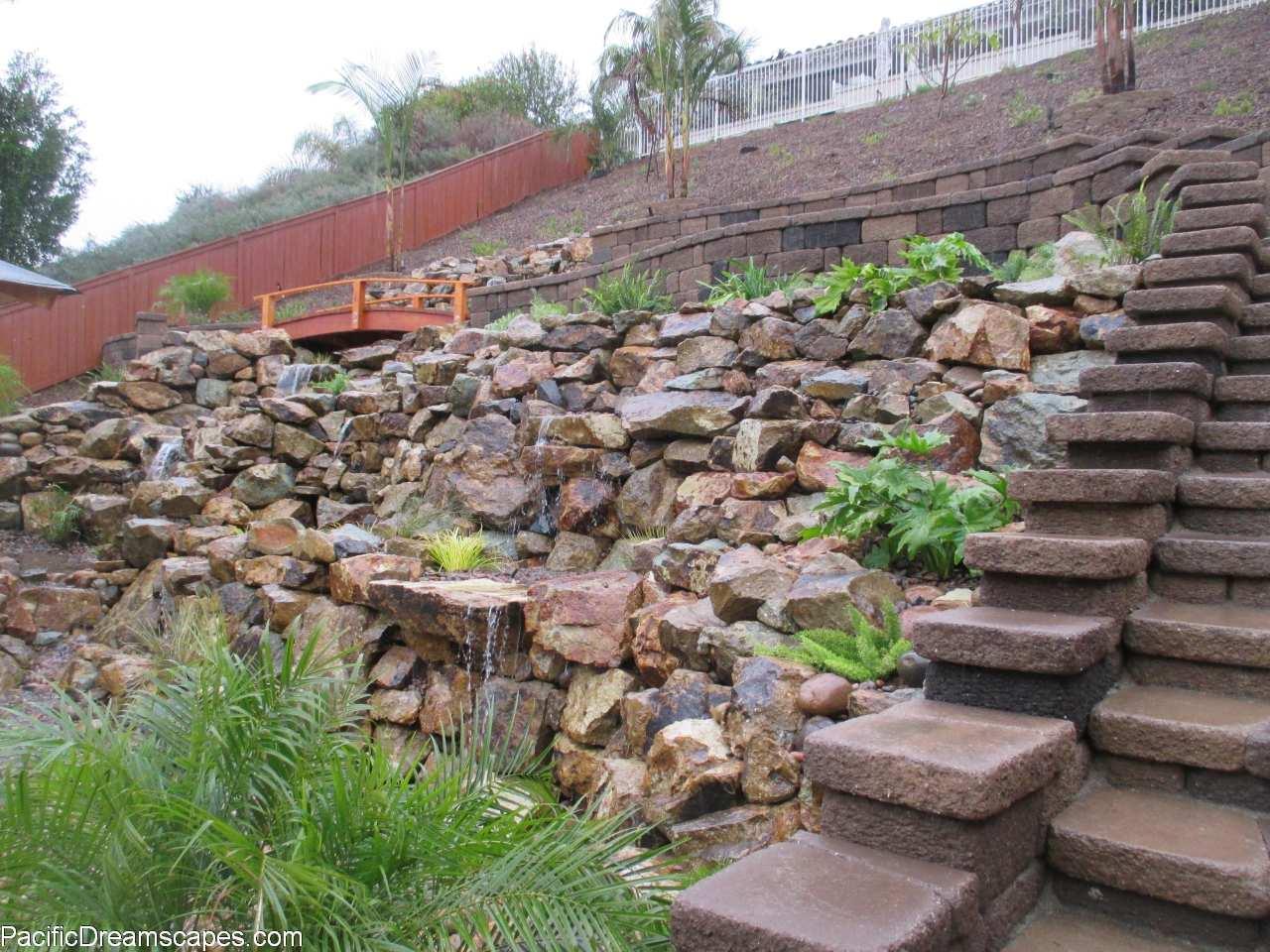Waterfall Builder Santee