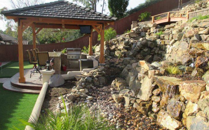 Waterfall Builder Lakeside
