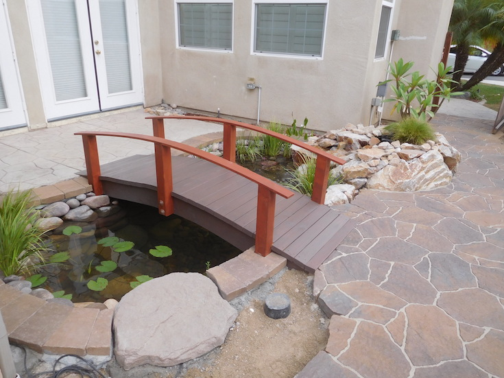 WATER FEATURES BRIDGE DESIGNS CHEN 2