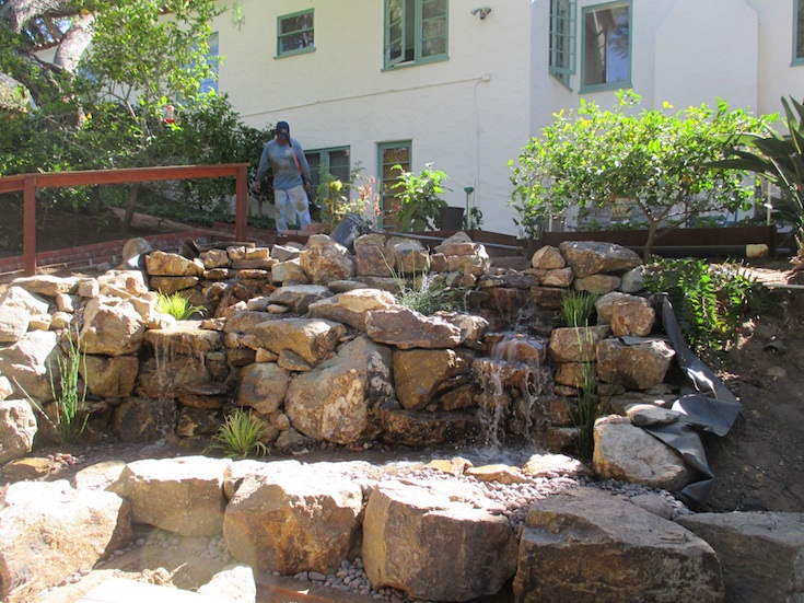 WATER FEATURES WATERFALL DESIGNS DOYLE 0