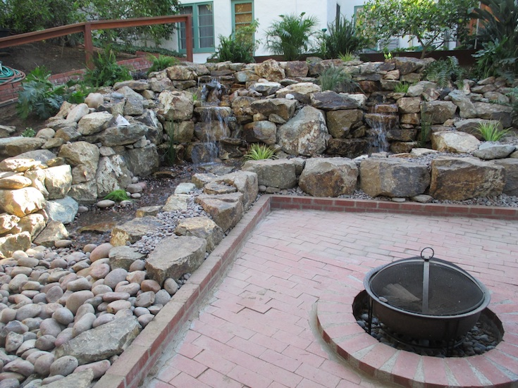 WATER FEATURES WATERFALL DESIGNS DOYLE 2