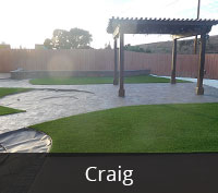 William Craig Turf San Diego | Landscape Design | Pacific Dreamscapes