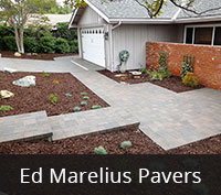 San Diego Pavers - Ed Marelius Paving Project