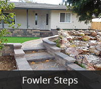 San Diego Steps - Fowler Steps Project