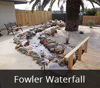 Fowler Waterfall Project