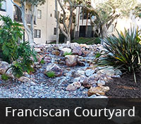 Franciscan Courtyard Project