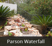 Parson Waterfall Project
