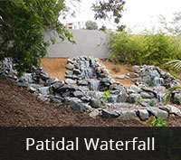 Patidar Waterfall Project