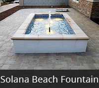 Solana Beach Fountain Project