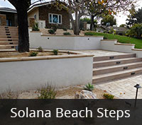San Diego Steps - Solana Beach Project