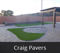 San Diego Pavers - William Craig Paving Project