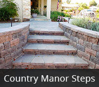 San Diego Steps - Country Manor Steps Project