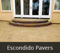 San Diego Pavers - Escondido Belgard Pavers Project