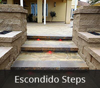 San Diego Steps - Escondido Steps Project