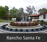 Rancho Santa Fe Fountain Project