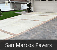 San Diego Pavers - San Marcos Pavers Project